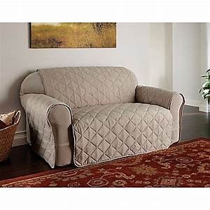 buy microfiber ultimate sofa protector in natural from bed With ultimate sofa bed