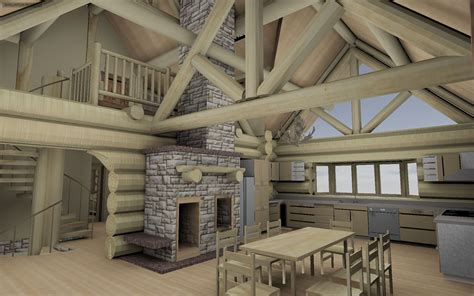 Free Online Interior Design Tool With Traditional The Log Home Heather E Swift Has 0 Subscribed