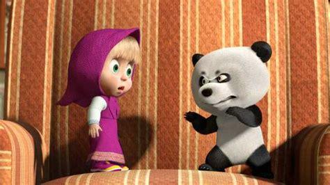 Mascha und der Bär, Mascha findet einen Freund KiKA | YOUTV