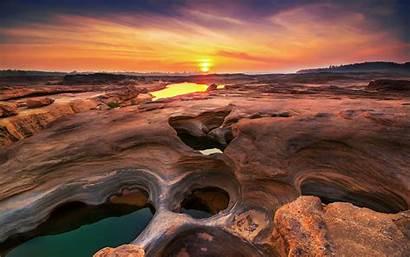 Canyon Grand Sunset Tablet Phan Bok Thailand