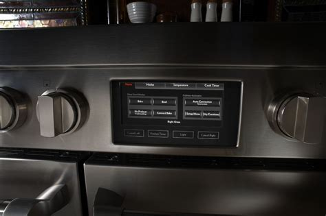 "JDRP548WP   Jenn Air 48"" Touch Screen Dual Fuel Range w"