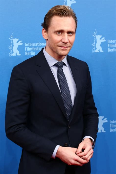 Photos of Tom Hiddleston at the Berlin Film Festival ...