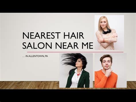 nearest hair salon    allentown pa nearby lehigh valley maren  webb