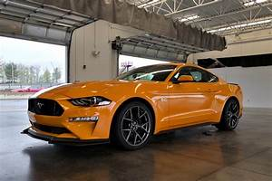 On Track With The 2018 Ford Mustang GT Performance Pack 2
