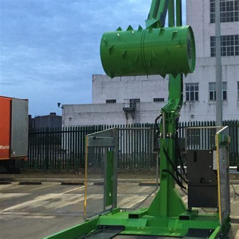 jumbo roll packer compactor waste handling solutions