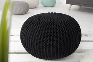 Strick Pouf Strick Pouf Online Bestellen Bei Tchibo 296279 Design