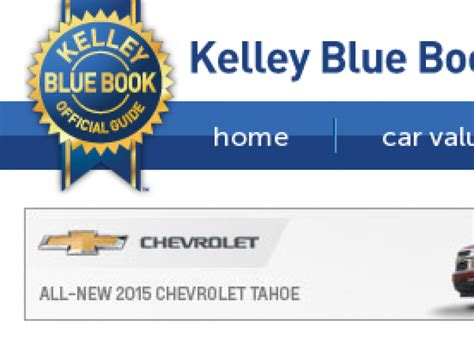 Car Blue Book Values