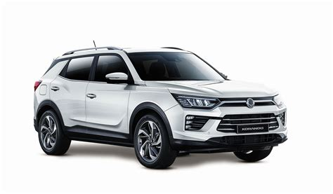 Introducing The All New SsangYong Korando! - Frasers Cars ...