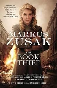 Booktopia - The Book Thief by Markus Zusak, 9781742613314 ...