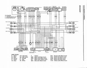 Wiring Diagram 1993 Dr 350