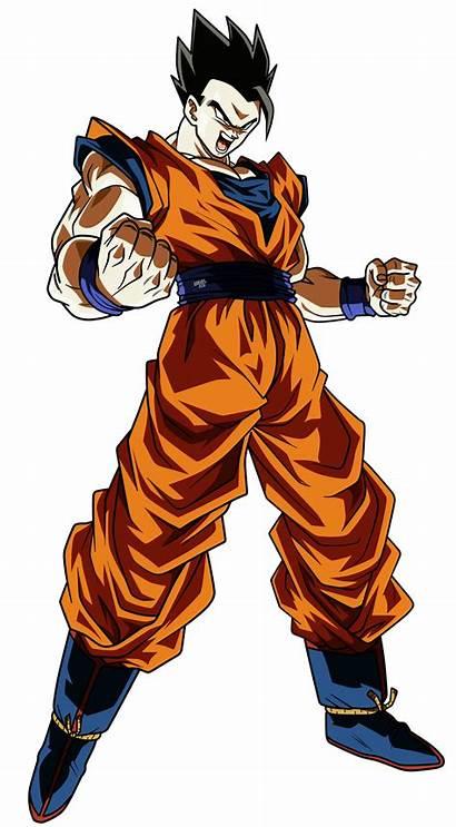 Gohan Deviantart Dragon Ball Urielalv Anime Dbz