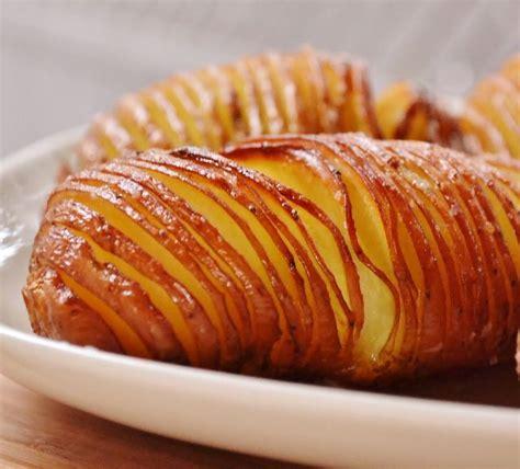 hasselback potatoes recipes pinterest
