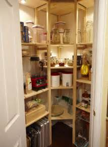 Ikea Ivar Built In Pantry All Components Purchased