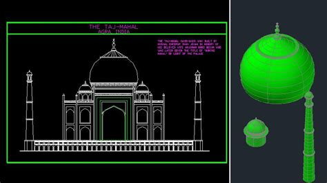 mosque dwg block  autocad designs cad