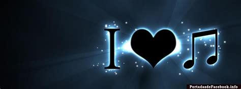 love for the music Portadas para facebook Fotos de