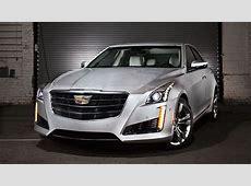 Driven 2015 Cadillac CTS Vsport Winding Road