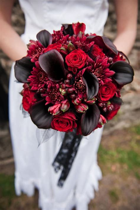 aubergine marsala classic fall wedding color ideas