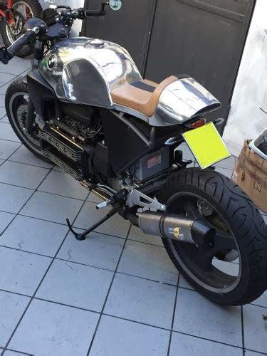 bmw k 100 lt bmw k100 lt cafe racer motorcycle for sale