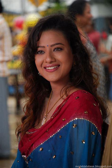 actress madalasa sharma sizzling side view   super