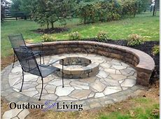 Backyard Patio, Firepit, Outdoor Kitchen & Deck Ideas