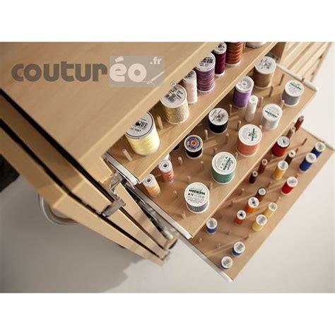 meuble n 176 60 de rangement fils et accessoires de couture