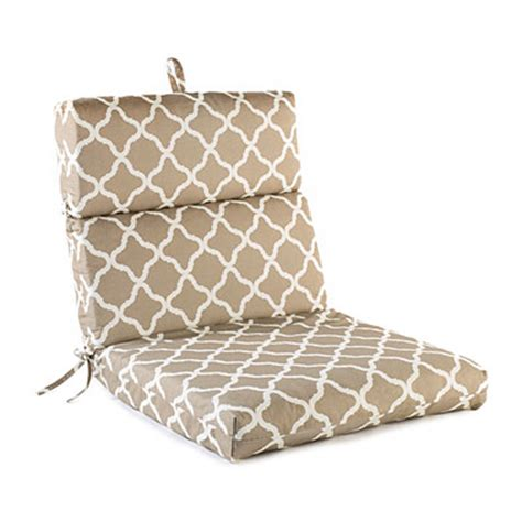 patterned heirloom outdoor chair cushion big lots