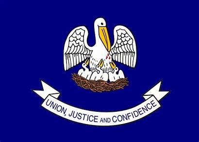 Louisiana Flag Clip Svg Clker Clipart Vector