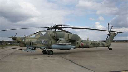 Mi 28 Mil Air Force Helicopters Russian