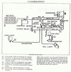 Allis Chalmers G Wiring Diagram