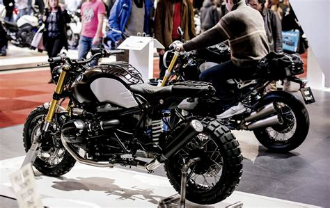 Mk23 Zandbeest... Motokouture Style Study On A R Nine T