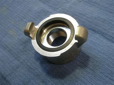 Qc Forestry Fire Hose Adapter Coupling 1