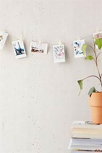 Guirlande De Photo : guirlande lumineuse pinces lucioles urban outfitters fr ~ Nature-et-papiers.com Idées de Décoration