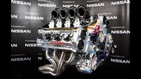 nissan motorsport v8 supercar engine unveil youtube