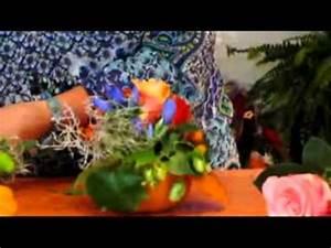Herbstgestecke Selber Machen : herbstblumen und gestecke youtube ~ Frokenaadalensverden.com Haus und Dekorationen