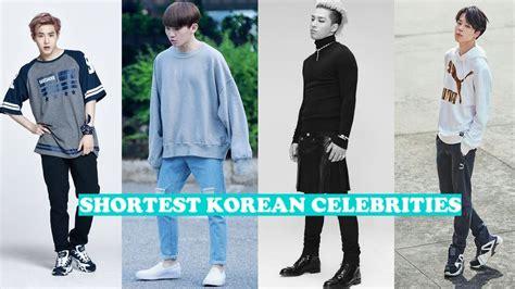 shortest korean idols youtube