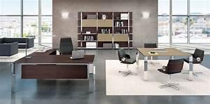 Bureau Contemporain Design : bureau direction design contemporain hm48 jornalagora ~ Teatrodelosmanantiales.com Idées de Décoration