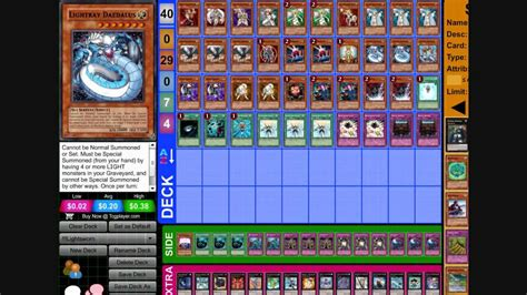 deck lists yu gi oh 2013 lightsworn deck profile by tdnrider