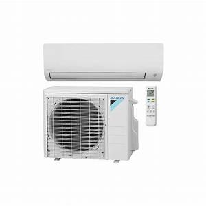 Daikin 18 000 Btu 19 Seer Cooling Only Ductless Mini Split Air Conditioner Ftk18nmvju