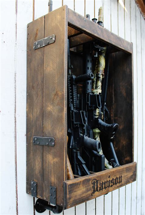 pallet wood gun cabinet plans gun rack rifle rack gun cabinet rifle by