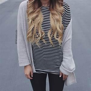 striped shirt on Tumblr