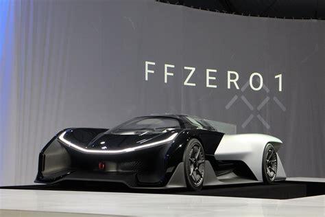 faraday future shows ffzero concept     learn