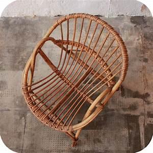 Fauteuil Rotin Enfant : c439 fauteuil rotin enfant vintage e atelier du petit parc ~ Teatrodelosmanantiales.com Idées de Décoration
