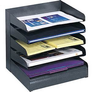Plastic Desk File Sorter by Desktop Paper Organizer In File And Mail Organizers