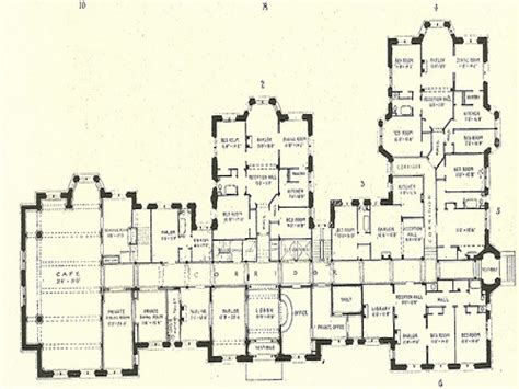 floor plans mansions house plans for mansions osborne house floor plan