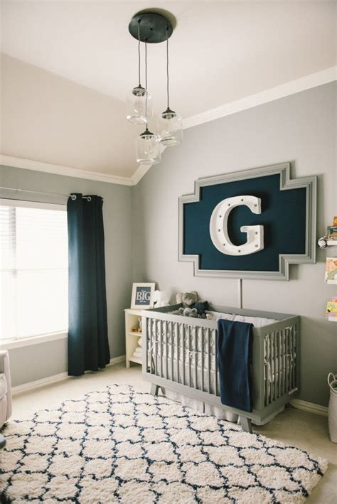 Kinderzimmer Wand Junge by 10 Steps To Create The Best Boy S Nursery Room Ellaseal