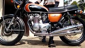 Honda Cb 500 S : honda cb 500 four 1973 youtube ~ Melissatoandfro.com Idées de Décoration