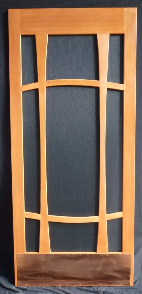 wooden screen doors quot why would i choose a wooden screen door quot choosing the