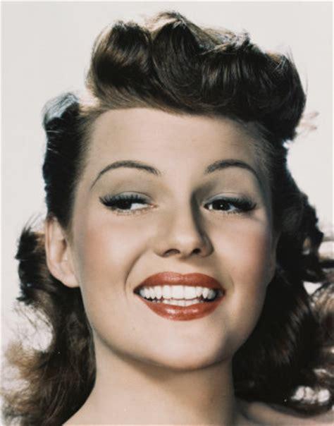 1940s hair and makeup styles potis de colores maquillaje a 241 os 40 5273