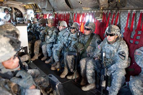 brigade combat team st cavalry division tapped
