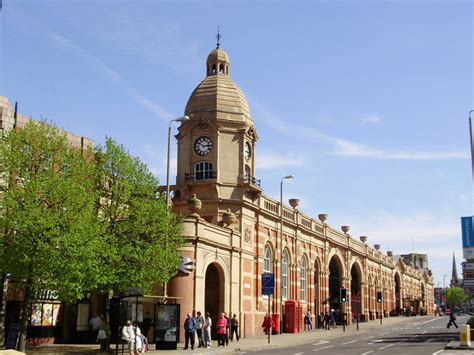 leicester railway station wikipedia